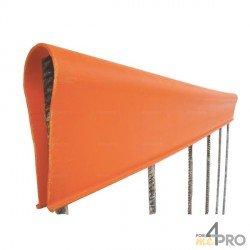 Cape de sécurité PVC