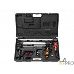 Set laser rotatif manuel Geo Fennel FL 30 avec accessoires