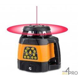 Laser rotatif vertical et horizontal Geo Fennel FL 240HV (Laser classe 2)