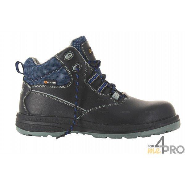 chaussures de s curit homme mustang hautes normes s3. Black Bedroom Furniture Sets. Home Design Ideas