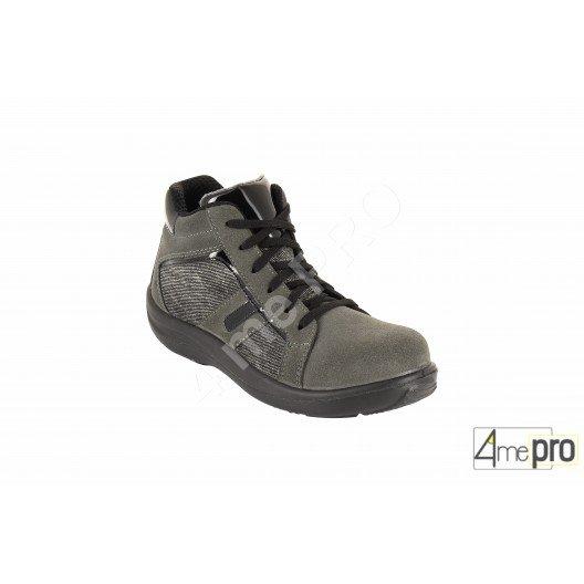 Chaussures Normes Kenza Sécurité Hautes De Femme S3sra vN0wO8mn