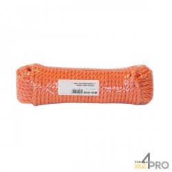 Corde polypropylène 10mm/20m