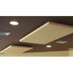 Capteur acoustique Spectr'art 1 m x 1 m x 2,5 cm - Lot de 4