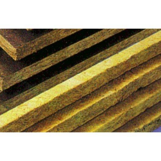 Laine de roche spectrisol 1 20 m x 1 20 m superficie 8 for Laine de verre anti feu