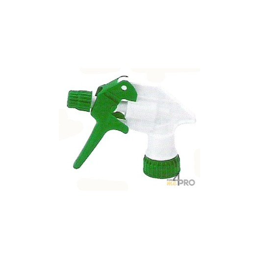 Tête de vaporisateur Tex-Spray Blanc / Vert avec tube de 25 cm