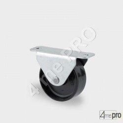 Roulette de quincaillerie charge max 40kg