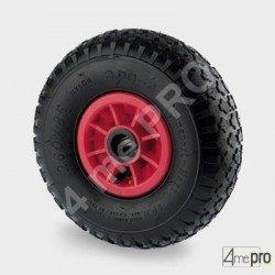 Roue pneumatique charge max 150 kg