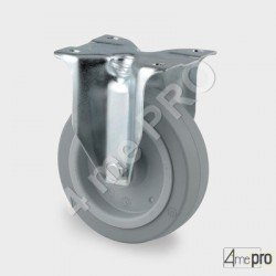 Roulette industrielle charge max 400kg