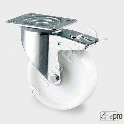 Roulette industrielle charge max 300kg