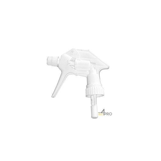 Tête de vaporisateur Tex-Spray Blanc / Blanc avec tube de 25 cm