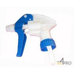 Tête de vaporisateur Tex-Spray Blanc / Bleu avec ULTRA RESISTANT