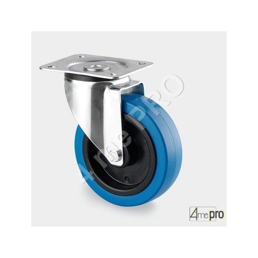 roulette industrielle charge max 100kg. Black Bedroom Furniture Sets. Home Design Ideas