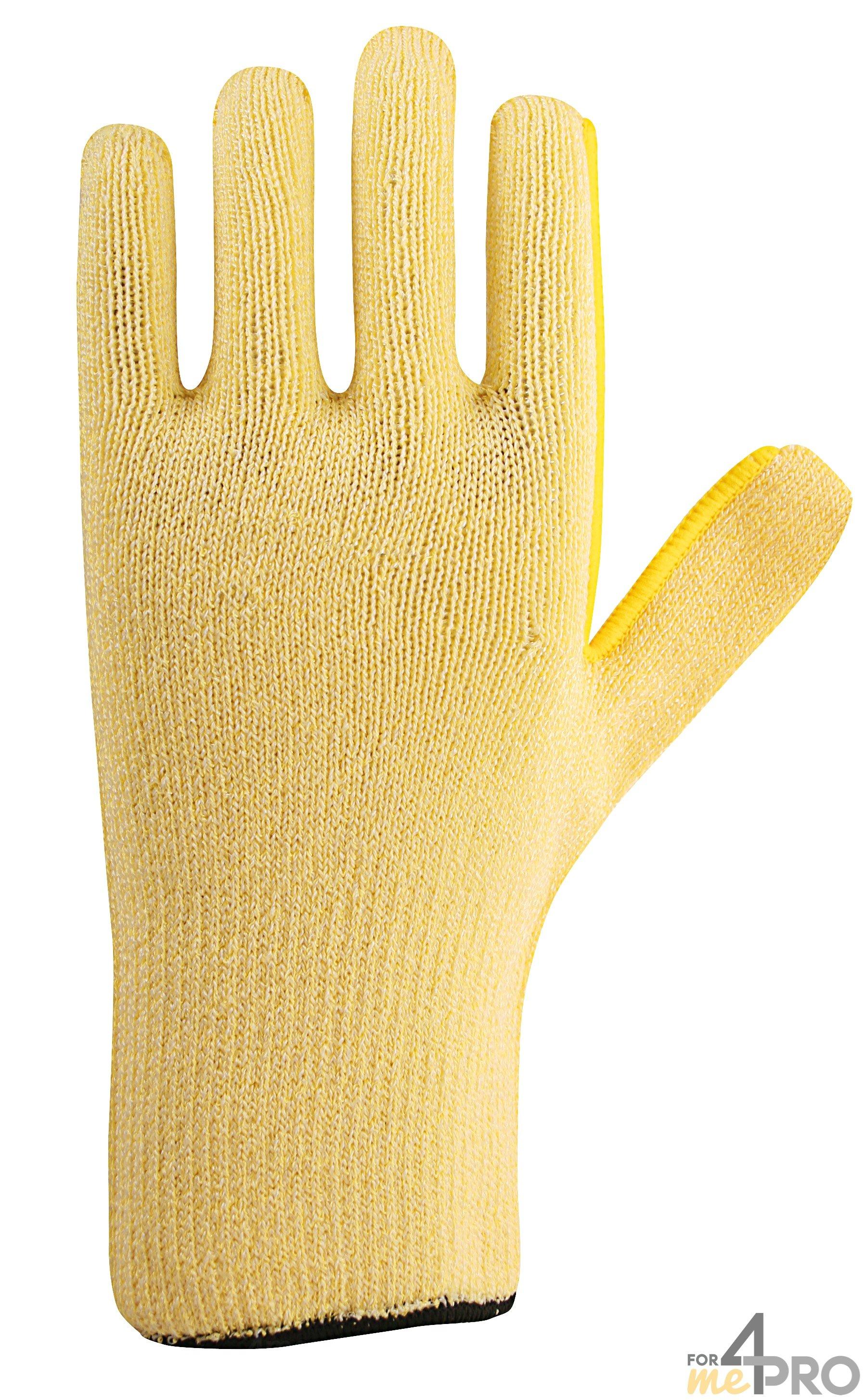 Gants anti coupure haute r sistance la chaleur support - Ciment resistant a la chaleur ...