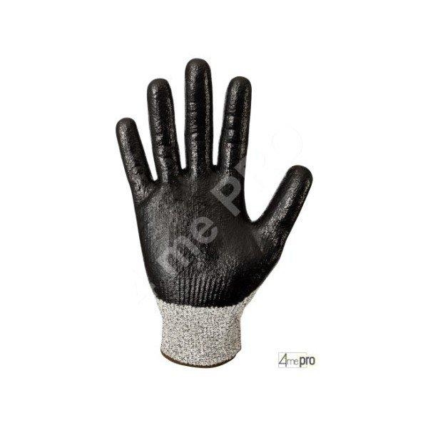 Gants courts noirs adulte Cod.38846