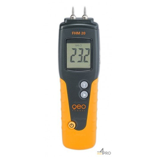 Portable, hand held humidity meters - Rotronic