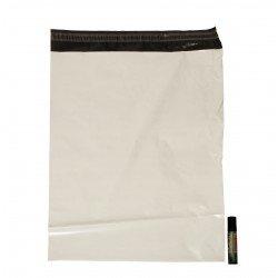 Pochette Plastique Opaque n°2 55µ - 45x35cm