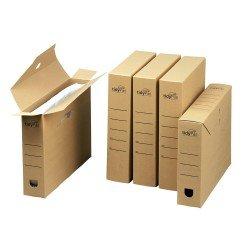 Boite à archives A4 31,6 x 6,3 x 23,8 cm
