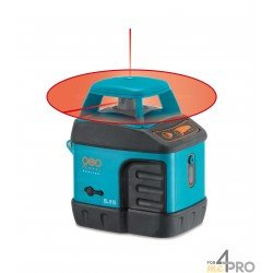 Laser rotatif horizontal et vertical Geo Fennel EL 515 Plus