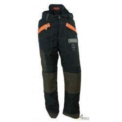 Pantalon de protection Waipoua pour tronçonneuse  - S à XXXL