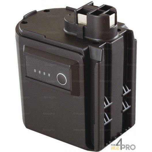 batterie ni mh 24 v 3 a pour machine berner bosch spit. Black Bedroom Furniture Sets. Home Design Ideas