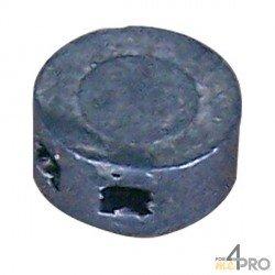 Scellés en plomb 12 mm