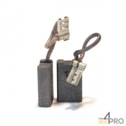 Balai charbon pour meuleuses et ponceuses AEG - ATLAS COPCO/MILWAUKEE
