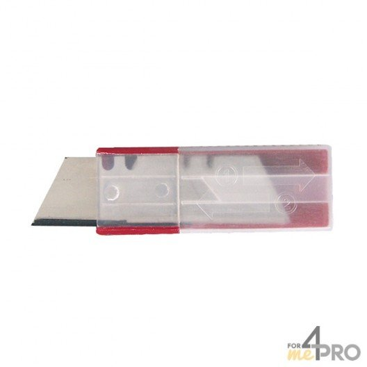 lames trap ze de rechange pour cutter et couteau de s curit. Black Bedroom Furniture Sets. Home Design Ideas