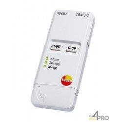 Enregistreur de données de température Testo 184 T4