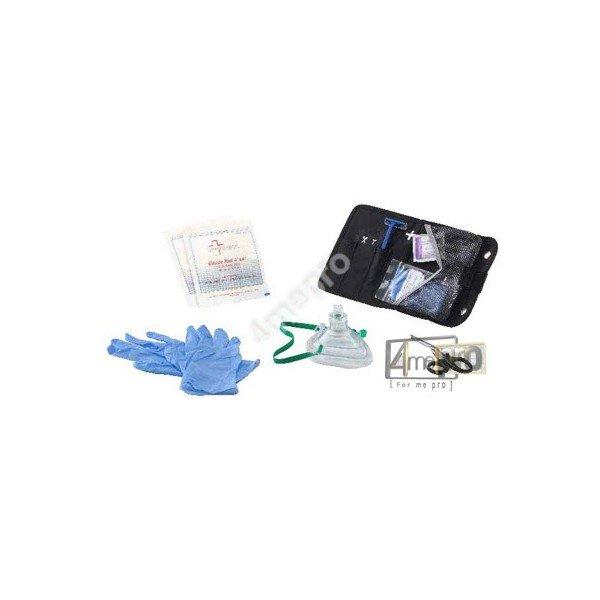 accessoires secours défibrillateur