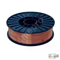 Bobine de fil MIG acier CC60