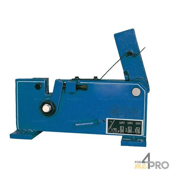4mepro-cisaille à Levier Pour Fer Rond Bleu 20 Mm