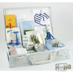 Trousse de secours pour VSL/ ambulance