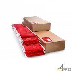 Brosses de rechange pour balai pousseur Actisweep V9
