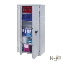Armoire forte coupe feu Roc'Din - Norme DIN 4102