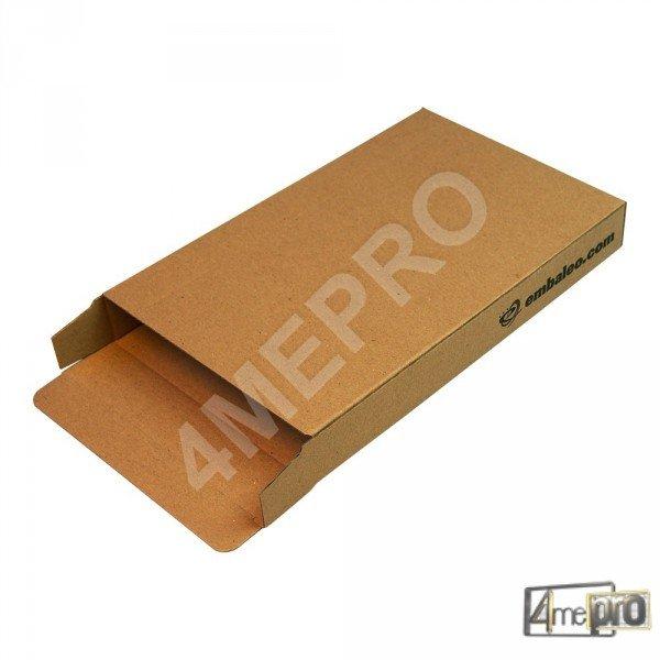 boite carton 14 x 22 5 x 3 cm 4mepro. Black Bedroom Furniture Sets. Home Design Ideas