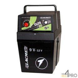 Electrificateurs pour cl ture lectrique mat riel for Lacme clos 2000