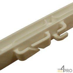 Piquet de clôture en plastique Lacmé Variopost 155