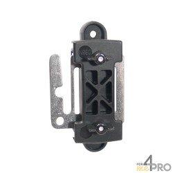 Isolateur Lacmé Stoplock pour passage barrière - Ruban de 20  à 40 mm