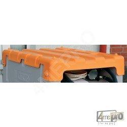 Capot pour station de ravitaillement gasoil Easy Mobil - 125 et 200 L