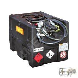 Station de ravitaillement essence KS Easy Mobil avec pompe électrique - 190 L