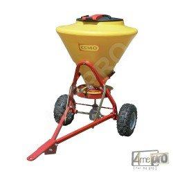 Epandeur pour quad et micro-tracteur