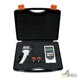 Kit hygromètres MoistureMaster et CondenseSpot Pro Laserliner