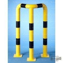 Barrière de protection en angle 120 cm