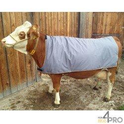 Couverture pour vaches malades et immobilisées