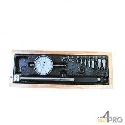 Contrôleur d'alésage 2 touches capacité 18-35 mm