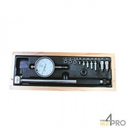 Contrôleur d'alésage 2 touches capacité 35-50 mm