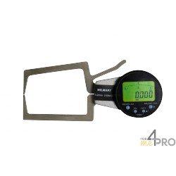 Palpeur extérieur digital capacité 0-20 mm