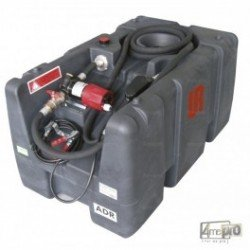 Cuve de ravitaillement 200 L pompe 12 V 34L/min