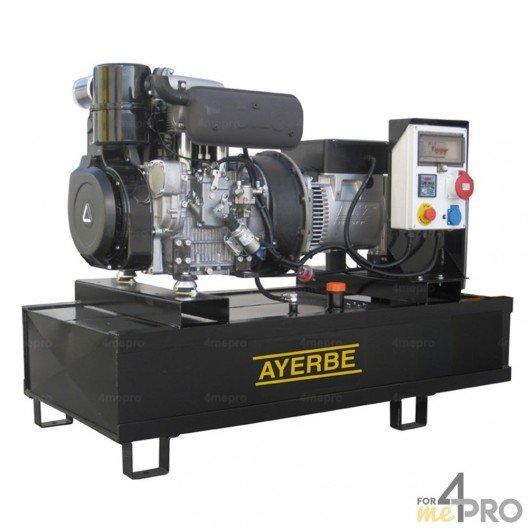 Groupe électrogène diesel AY-1500 - 8,8 kW