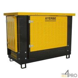 Groupe électrogène diesel AY-1500 TX 17,6 kW avec carrosserie